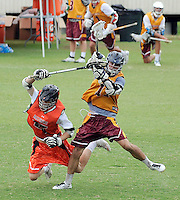 7/4-6/13<br /> Under Armour Lacrosse Classic<br /> Towson, Maryland