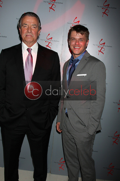 Eric Braeden, David Tom<br />