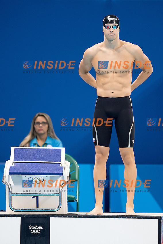 Lobintsev Nikita RUS<br /> 200 freestyle men<br /> Rio de Janeiro 06-08-2016 XXXI Olympic Games <br /> Olympic Aquatics Stadium <br /> Swimming heats 07/08/2016<br /> Photo Giorgio Scala/Deepbluemedia/Insidefoto