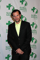 LOS ANGELES - FEB 22:  Paulo Benedeti arrives at Global Green USA's Pre-Oscar Party at the Avalon on February 22, 2012 in Los Angeles, CA.