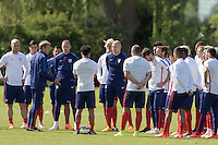 USMNT Training, June 3, 2015