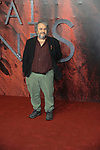 Peter Jackson  at  the World Premiere of Mortal Engines, Leicester Square, London