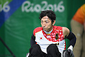 Kazuhiko Kanno (JPN), <br /> SEPTEMBER 18, 2016 - WheelChair Rugby : <br /> 3rd place match Japan - Canada  <br /> at Carioca Arena 1<br /> during the Rio 2016 Paralympic Games in Rio de Janeiro, Brazil.<br /> (Photo by AFLO SPORT)
