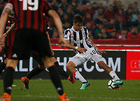 Paulo Dyabala of Juventus  during the  Coppa Italia ( Tim Cup) final soccer match,  Ac Milan  - Juventus Fc       at  the Stadio Olimpico in Rome  Italy , 09 May 2018