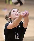 Heritage at Bentonville volleyball 9/19/17