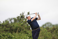 David Mortimer (Galway GC) on the 5th tee during Round 1 of the Titleist &amp; Footjoy PGA Professional Championship at Luttrellstown Castle Golf &amp; Country Club on Tuesday 13th June 2017.<br /> Photo: Golffile / Thos Caffrey.<br /> <br /> All photo usage must carry mandatory copyright credit     (&copy; Golffile | Thos Caffrey)