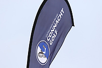 Connacht Golf Tear Drop at the 1st tee during Round 3 of The West of Ireland Open Championship in Co. Sligo Golf Club, Rosses Point, Sligo on Saturday 6th April 2019.<br /> Picture:  Thos Caffrey / www.golffile.ie