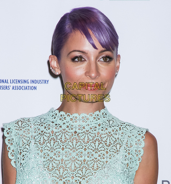 LAS VEGAS, NV - June 17 : Nicole Richie at Licensing Expo 2014 at Mandalay Bay in Las Vegas, NV on June 17, 2014. <br /> CAP/MPI/RTNKabik<br /> &copy;RTNKabik/MediaPunch/Capital Pictures