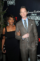 www.acepixs.com<br /> January 11, 2017  New York City<br /> <br /> Alfre Woodard and Neil Patrick Harris attending Netflix&rsquo;s world premiere of Lemony Snicket&rsquo;s 'A Series of Unfortunate Events' at AMC Lincoln Square on January 11, 2017 in New York City.<br /> <br /> <br /> Credit: Kristin Callahan/ACE Pictures<br /> <br /> <br /> Tel: 646 769 0430<br /> Email: info@acepixs.com