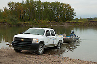 Walleye (Sander vitreus) fishing in central and northern Alberta, Canada.