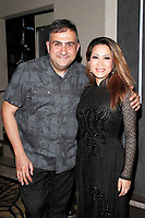 BURBANK - APR 27: Henrick Vartanian, Leyna Nguyen at the Faith, Hope and Charity Gala hosted by Catholic Charities of Los Angeles at De Luxe Banquet Hall on April 27, 2019 in Burbank, CA