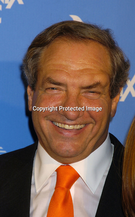Dick Wolf ..at the Phoenix House Benefit honoring Jeff Zucker with the Phoenix Rising Award on June 8, 2005 at The Waldorf Astoria . ..Photo by Robin Platzer, Twin Images