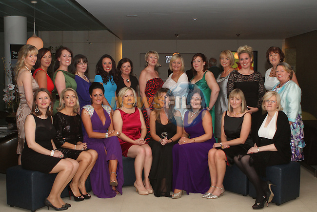 Nominees at the Network Ireland National Conference and Business Women of the Year Awards 2012 - Friday 28th September in Drogheda, Co. Louth..Photo NEWSFILE/Jenny Matthews.