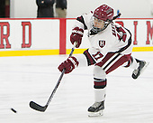 Briana Mastel (Harvard - 17) - The visiting Boston College Eagles defeated the Harvard University Crimson 2-0 on Tuesday, January 19, 2016, at Bright-Landry Hockey Center in Boston, Massachusetts.