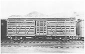 RGS stock car #7471 in the Salida yard.<br /> RGS  Salida, CO  Taken by Best, Gerald M. - ca. 1939-1940