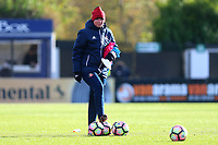 Sunderland head coach Melanie Reay during Arsenal Women vs Sunderland AFC Ladies, FA Women's Super League FA WSL1 Football at Meadow Park on 12th November 2017