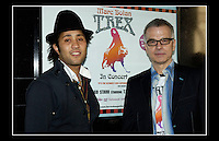Rolan Bolan & Tony Visconti - Born to Boogie VIP Premier - Curzon Cinema, Mayfair, London W1 - 26th April 2005
