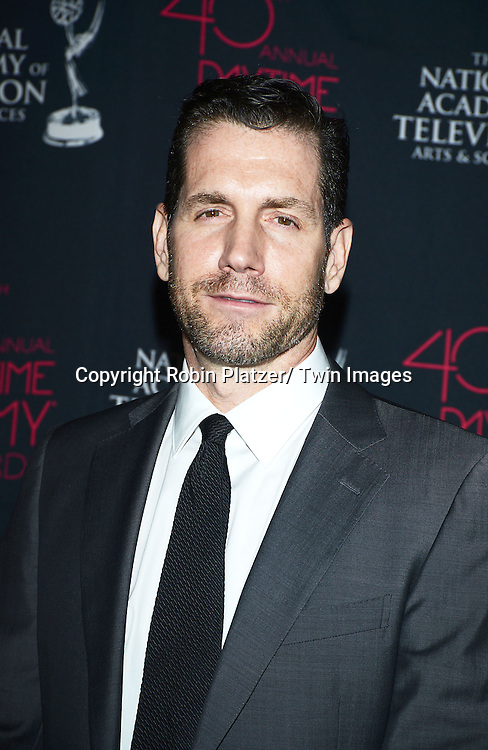 Frank Valentini attends the 40th Annual Daytime Creative Arts Emmy Awards on June 14, 2013 at the Westin Bonaventure Hotel in Los Angeles, California.