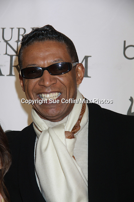 B Michael - Fashion Designer at the 2012 Skating with the Stars - a benefit gala for Figure Skating in Harlem celebrating 15 years on April 2, 2012 at Central Park's Wollman Rink, New York City, New York.  (Photo by Sue Coflin/Max Photos)