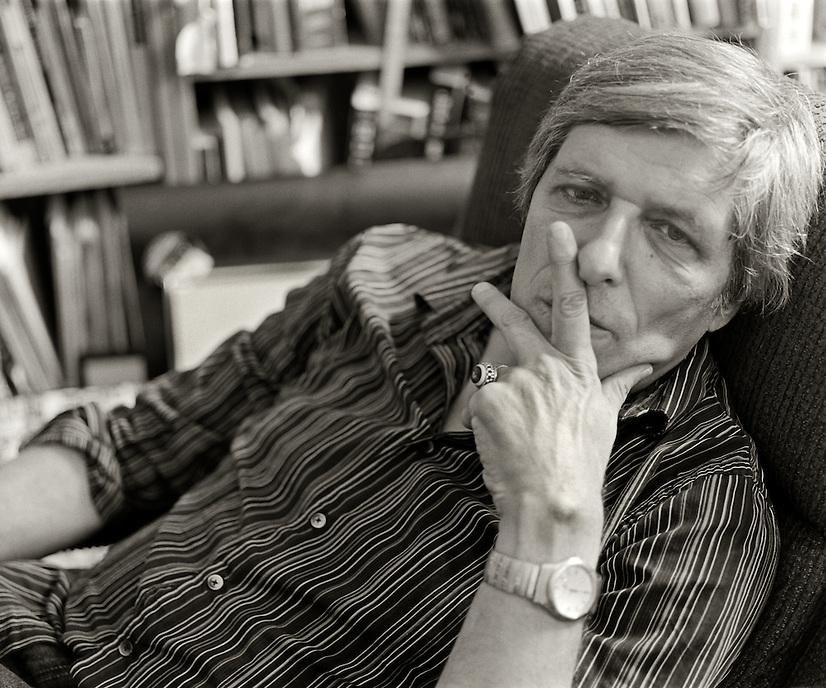 Lewis Warsh, 2008.  Poet.