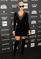 NEW YORK, NY - SEPTEMBER 08: Amber Rose attends the 2017 Harper's Bazaar Icons at The Plaza Hotel on September 8, 2017 in New York City. <br /> CAP/MPI/JP<br /> &copy;JP/MPI/Capital Pictures