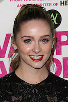 "LOS ANGELES, CA - FEBRUARY 04: Greer Grammer at the Los Angeles Premiere Of The Weinstein Company's ""Vampire Academy"" held at Regal Cinemas L.A. Live on February 4, 2014 in Los Angeles, California. (Photo by Xavier Collin/Celebrity Monitor)"