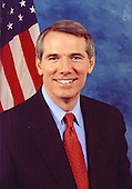 Washington, D.C. - March 17, 2005 -- Portrait of United States Representative Rob Portman (Republican of the 2nd District of Ohio) who was named by United States President George W. Bush as United States Trade Representative in Washington, D.C. on March 17, 2005.<br /> Credit: Office of Rep. Rob Portman via CNP