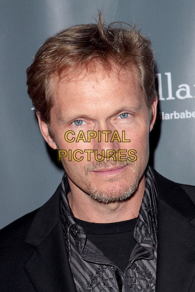 TOM SCHANLEY .BillionDollarBabes.com LA Sale Opening Night  held at the The Petersen Automotive Museum, Los Angeles, California, USA, .5th November 2009..portrait headshot  goatee facial hair black jacket grey gray .CAP/ADM/TC.©T. Conrad/AdMedia/Capital Pictures.