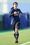 Ayumi Oya (JPN), JANUARY 16, 2018 -  Football / Soccer : <br /> Japan women's national team training camp <br /> in Tokyo, Japan. <br /> (Photo by Yohei Osada/AFLO)