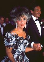 Elizabeth Taylor 1987 NYC By Jonathan Green