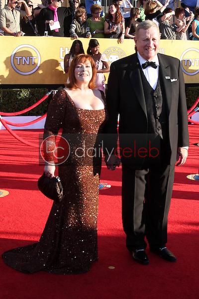 Ken Howard<br /> at the 18th Annual Screen Actors Guild Awards Arrivals, Shrine Auditorium, Los Angeles, CA 01-29-12<br /> David Edwards/DailyCeleb.com 818-249-4998