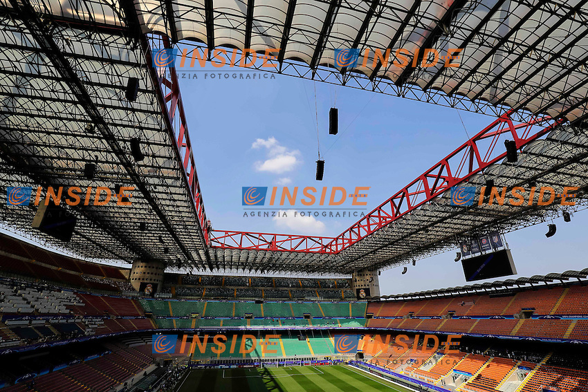 Panoramica Panoramic view <br /> Milano 27-05-2016 Stadio San Siro / Giuseppe Meazza <br /> Football Champions League Final . Foto Daniel Chesterton / PHCImages / Panoramic / Insidefoto