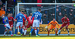23.02.2020 St Johnstone v Rangers: Stevie May scores to make it 2-2