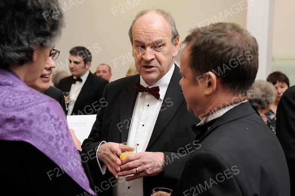 Liverpool Hope University Chancellors Dinner 24.1.13