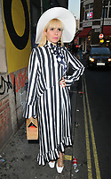 Paloma Faith at the HENI Gallery x Adidas &quot;Prouder&quot; project private view &amp; party, HENI Gallery, Lexington Street, London, England, UK, on Tuesday 03 July 2018.<br /> CAP/CAN<br /> &copy;CAN/Capital Pictures