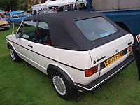 Volkswagen Golf Convertble - 1987