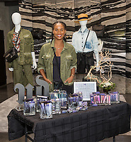 Joy Bryant Basic Terrain Launch at CURVE