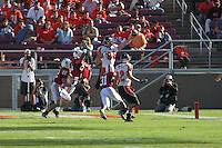18 November 2006: OSU during Stanford's 30-7 loss to Oregon State at Stanford Stadium in Stanford, CA.
