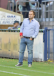 2018-08-11 / voetbal / seizoen 2018 - 2019 / Crocky Cup / ASV Geel - Tilleur / Coach Bart janssens (Geel)