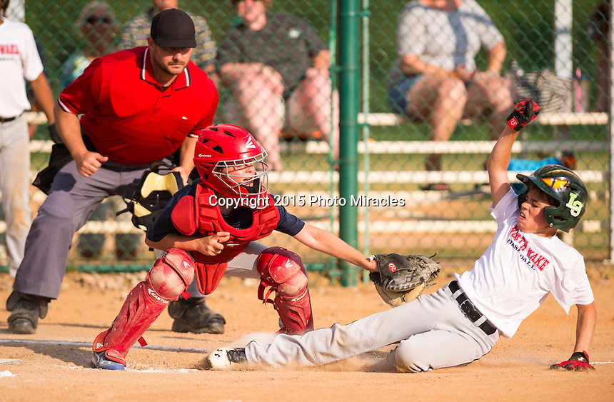 North Wake Baseball<br /> Factory Fields<br /> <br /> MAJOR<br /> Red Sox (white) v Twins<br /> Monday May 18, 2015