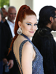 72nd edition of the Cannes Film Festival in Cannes in Cannes, southern France on May 23, 2019. - Day 10 at Hotel Martinez, Celebrities going to amfAR's 24th Cinema Against AIDS Gala,  Barbara Meier<br /> © Pierre Teyssot / Maxppp
