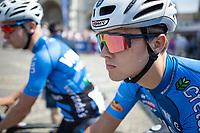 Michael Goolaerts (BEL/Willems Veranda's-Crelan)<br /> <br /> Baloise Belgium Tour 2017 (2.HC)<br /> Stage 5: Tienen - Tongeren 169.6km