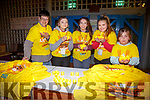 Volunteers at the Darkness into Light Walk from the Colaiste in Cahersiveen on Saturday morning were l-r; Vincent McGill, Shauna Daly, Micaela McCarthy, Kate McGreal & Sarah Cournane.