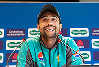 England v Pakistan - Press Conference - 30 May 2018