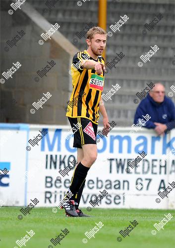 2011-07-20 / Voetbal / seizoen 2011-2012 / Zwarte Leeuw / Koen de Schutter..Foto: mpics
