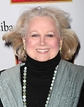 "Barbara Cook arrives for  the Opening Night Performance of ""The Scottsboro Boys"" at the Lyceum Theatre in New York City."