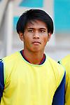 €/Yoichi Naganuma (JPN), <br /> AUGUST 19, 2018 - Football / Soccer : <br /> Men's Group D match <br /> between Japan 0-1 Vietnam <br /> at Wibawa Mukti Stadium <br /> during the 2018 Jakarta Palembang Asian Games <br /> in Cikarang, Indonesia. <br /> (Photo by Naoki Morita/AFLO SPORT)