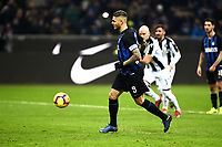 Gol di Mauro Icardi Inter. Goal celebration.<br /> Milano 15-12-2018 Stadio San Siro Football Calcio Serie A 2018/2019 Inter - Udinese   <br /> Foto Image Sport / Insidefoto