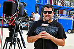 Jun 8, 2011; 4:35:34 PM; Rossburg, OH., USA; The 7th running of the Gillette Fusion ProGlide Prelude to the Dream  Dirt Late Models at the Eldora Speedway.  Mandatory Credit: (thesportswire.net)