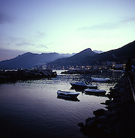 The view of Salerno, Italy in June 2010. ..PHOTOS/ MATT NAGER